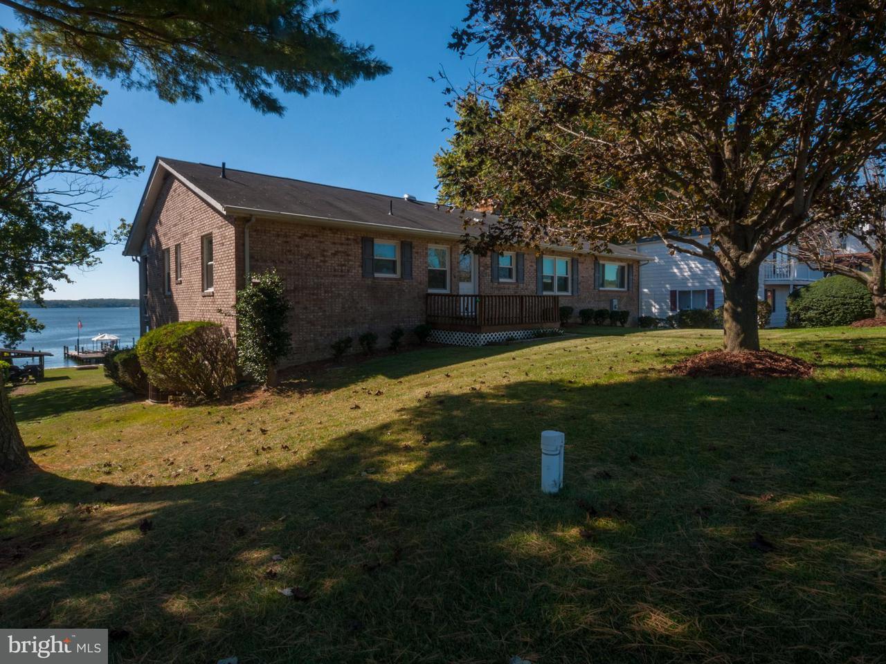 Частный односемейный дом для того Продажа на 7761 PATUXENT Drive 7761 PATUXENT Drive St. Leonard, Мэриленд 20685 Соединенные Штаты
