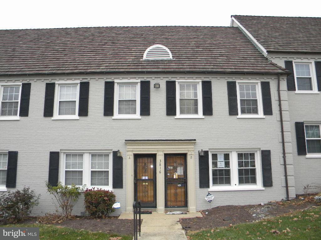 Single Family for Sale at 3816 W St SE #b Washington, District Of Columbia 20020 United States