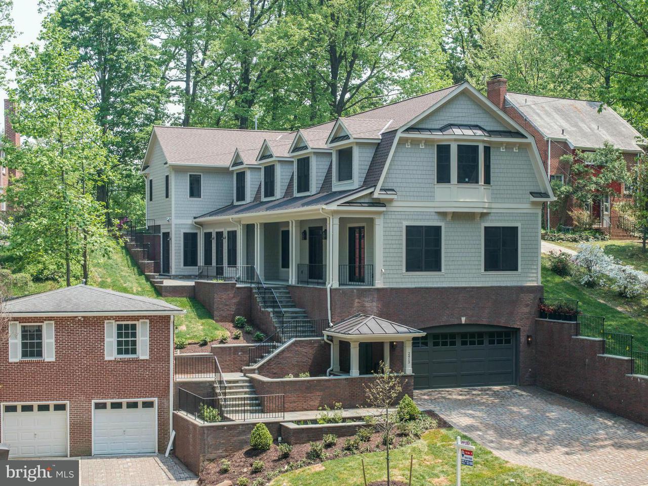 Single Family Home for Sale at 2413 VERNON ST N 2413 VERNON ST N Arlington, Virginia 22207 United States