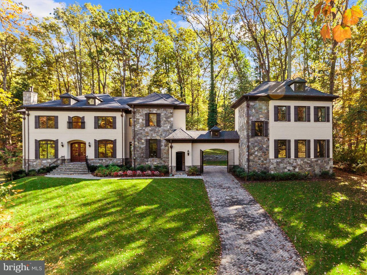 Single Family Home for Sale at 8747 BROOK Road 8747 BROOK Road McLean, Virginia 22102 United States