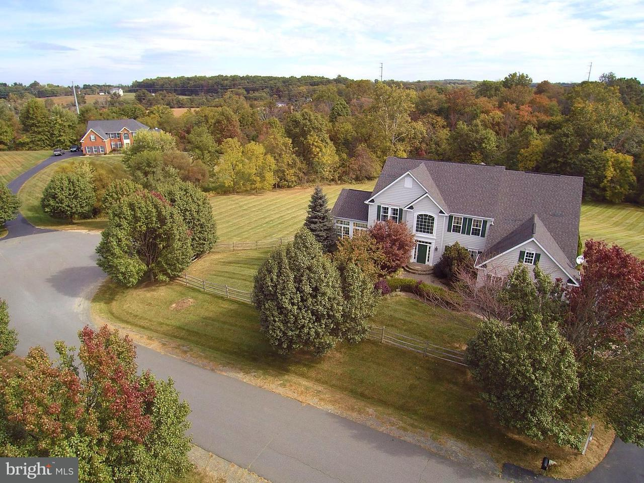 Single Family Home for Sale at 17260 VANNES Court 17260 VANNES Court Hamilton, Virginia 20158 United States
