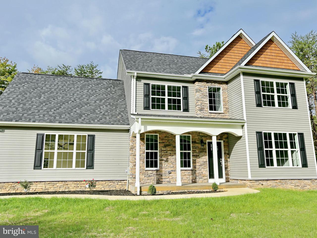 Частный односемейный дом для того Продажа на 10275 FAULKNER Road 10275 FAULKNER Road Faulkner, Мэриленд 20632 Соединенные Штаты