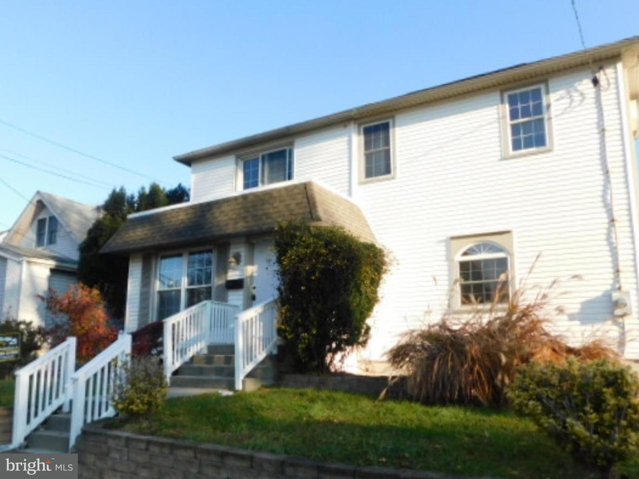 Maison unifamiliale pour l Vente à 117 ELGIN Avenue Westmont, New Jersey 08108 États-Unis