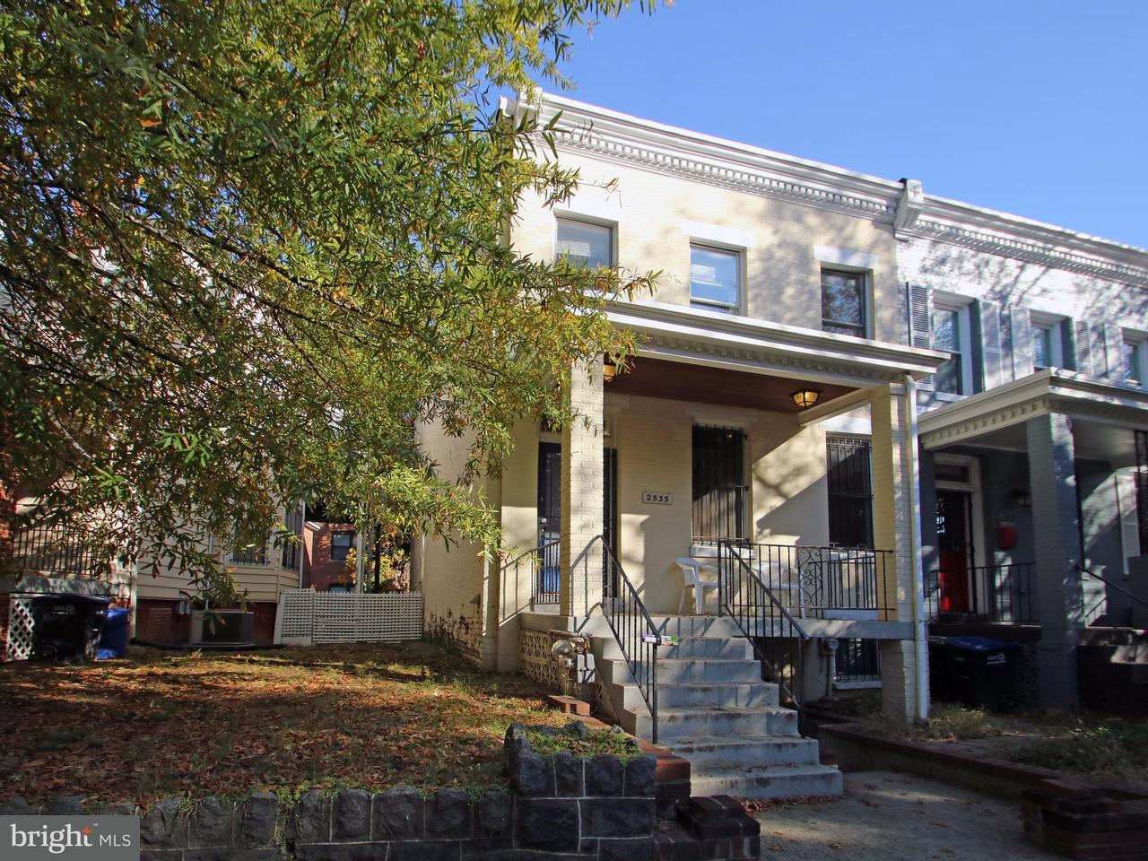 Townhouse for Sale at 2535 11TH ST NW 2535 11TH ST NW Washington, District Of Columbia 20001 United States
