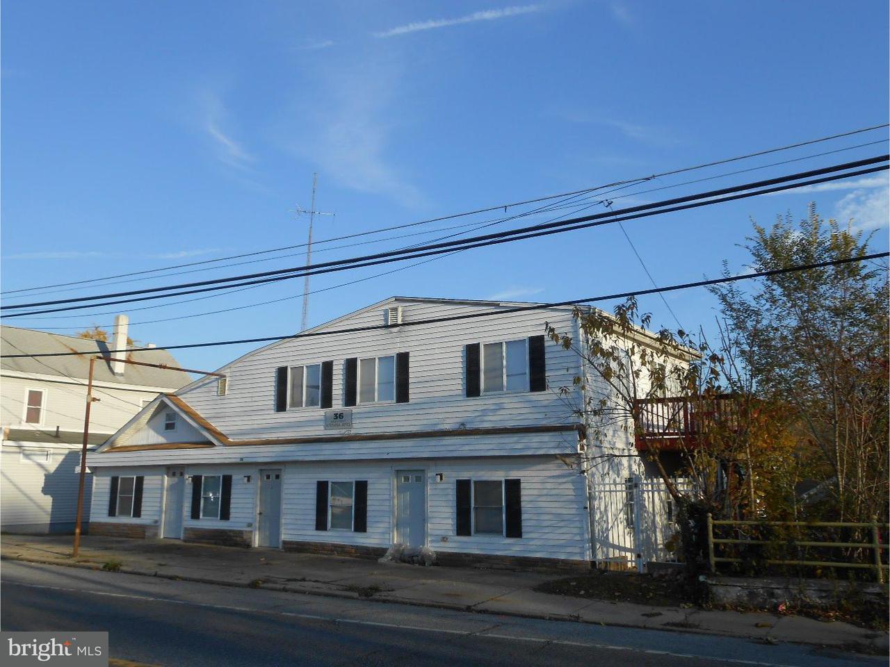 Частный односемейный дом для того Продажа на 36 MAIN Street Fairton, Нью-Джерси 08302 Соединенные Штаты