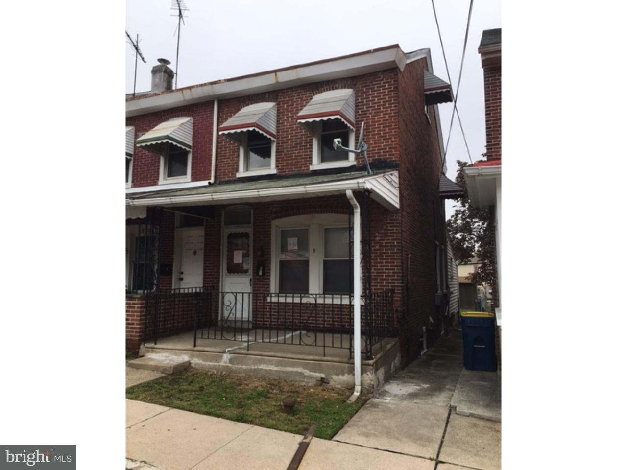 Townhouse for Sale at 3 StreetEWART Street Bridgeport, Pennsylvania 19405 United States