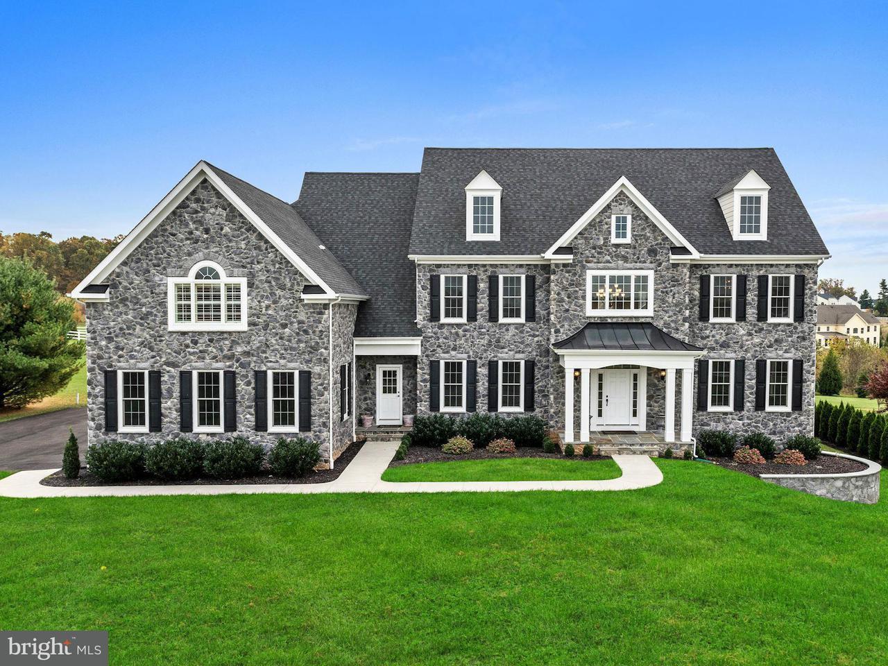 Частный односемейный дом для того Продажа на 3915 CLARKS MEADOW Drive 3915 CLARKS MEADOW Drive Glenwood, Мэриленд 21738 Соединенные Штаты
