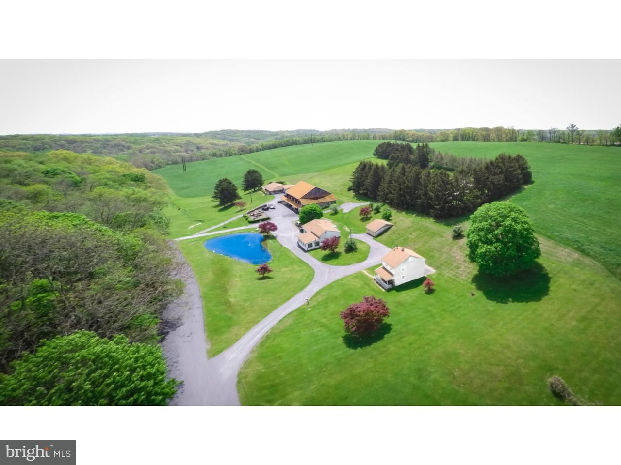 Single Family Home for Sale at 413 WOODWARD Road Coatesville, Pennsylvania 19320 United States