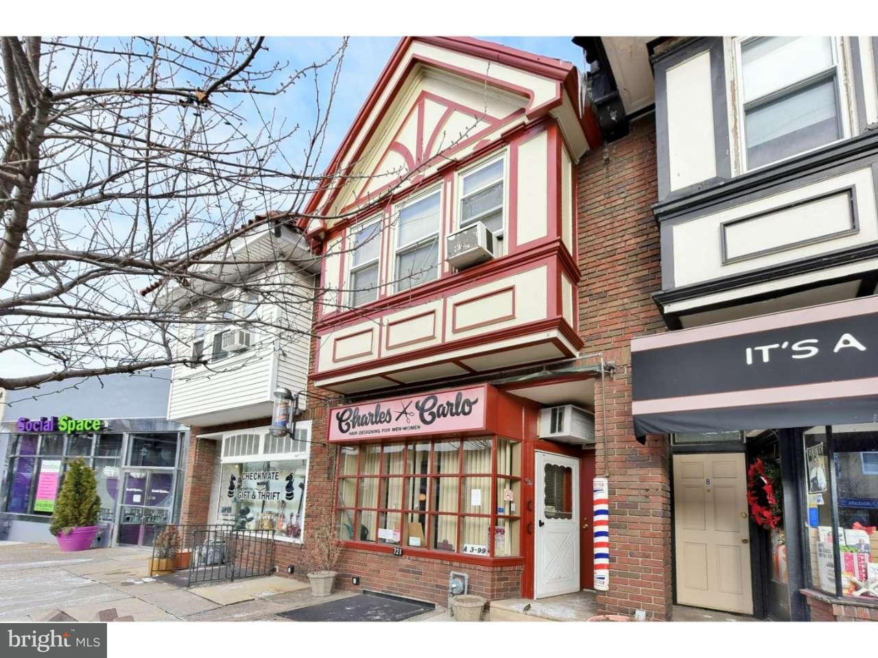Single Family Home for Sale at 721 CHURCH Lane Yeadon, Pennsylvania 19050 United States