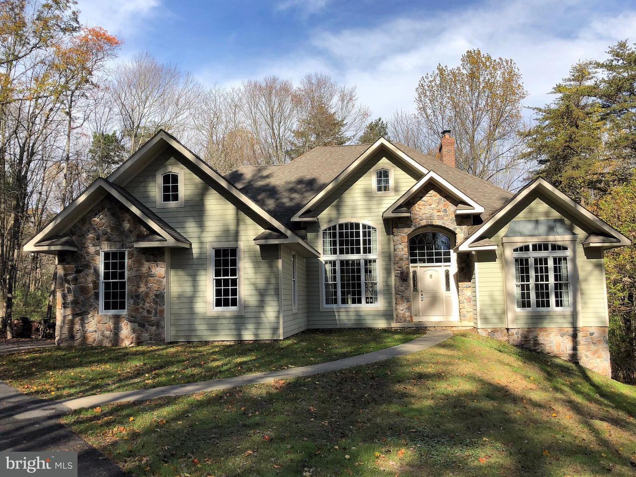獨棟家庭住宅 為 出售 在 1328 CROWS FOOT Road 1328 CROWS FOOT Road Marriottsville, 馬里蘭州 21104 美國