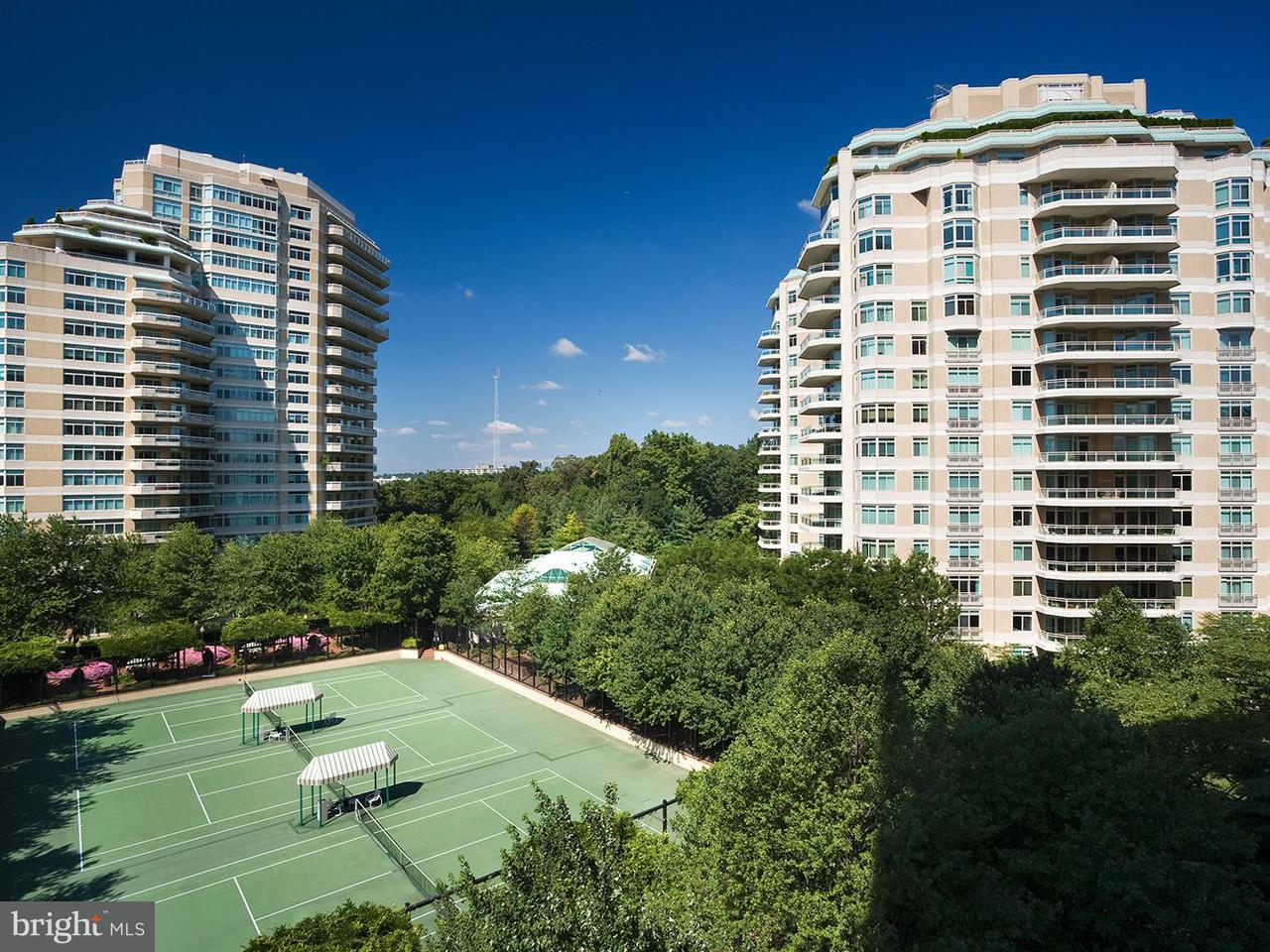Townhouse for Sale at 5610 WISCONSIN AVE #1503 5610 WISCONSIN AVE #1503 Chevy Chase, Maryland 20815 United States
