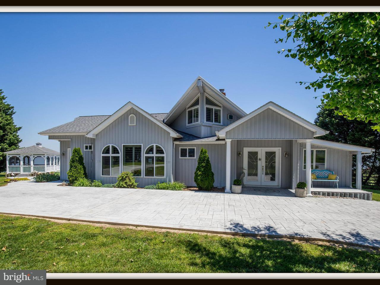 Частный односемейный дом для того Продажа на 461 MARLBOROUGH POINT Road 461 MARLBOROUGH POINT Road Stafford, Виргиния 22554 Соединенные Штаты