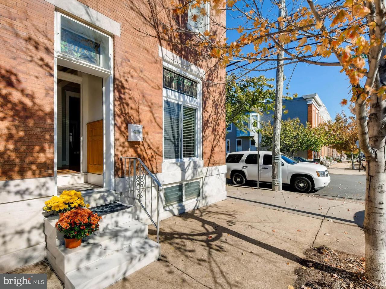 Single Family for Sale at 3728 Foster Ave Baltimore, Maryland 21224 United States