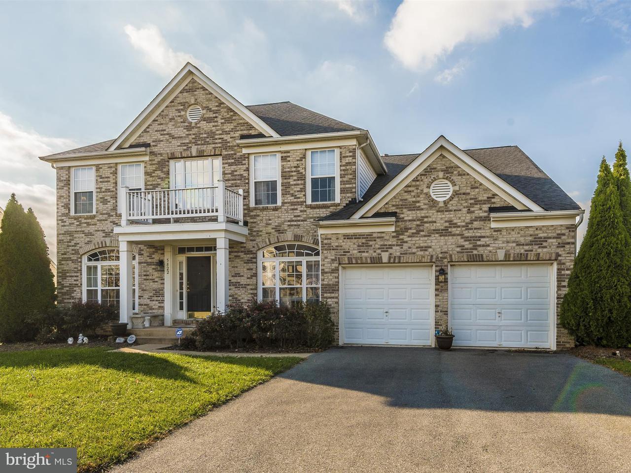 Casa Unifamiliar por un Venta en 5822 DREXAL Avenue 5822 DREXAL Avenue New Market, Maryland 21774 Estados Unidos