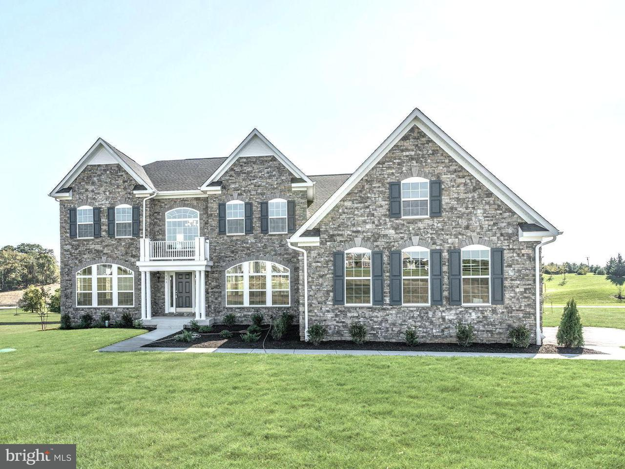 Single Family Home for Sale at 703 CHIMNEY ROCK Court 703 CHIMNEY ROCK Court Sykesville, Maryland 21784 United States