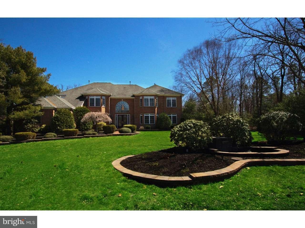 Casa Unifamiliar por un Venta en 6 JASPER JOHNS WAY Evesham, Nueva Jersey 08053 Estados Unidos
