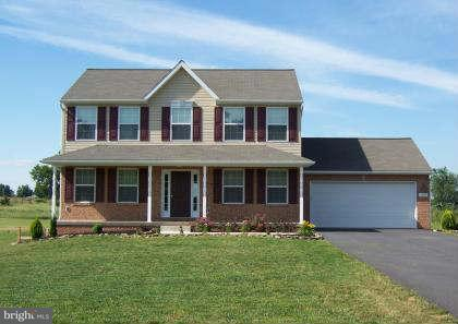 Single Family Home for Sale at 3310 HAWKS HILL Lane 3310 HAWKS HILL Lane Keedysville, Maryland 21756 United States