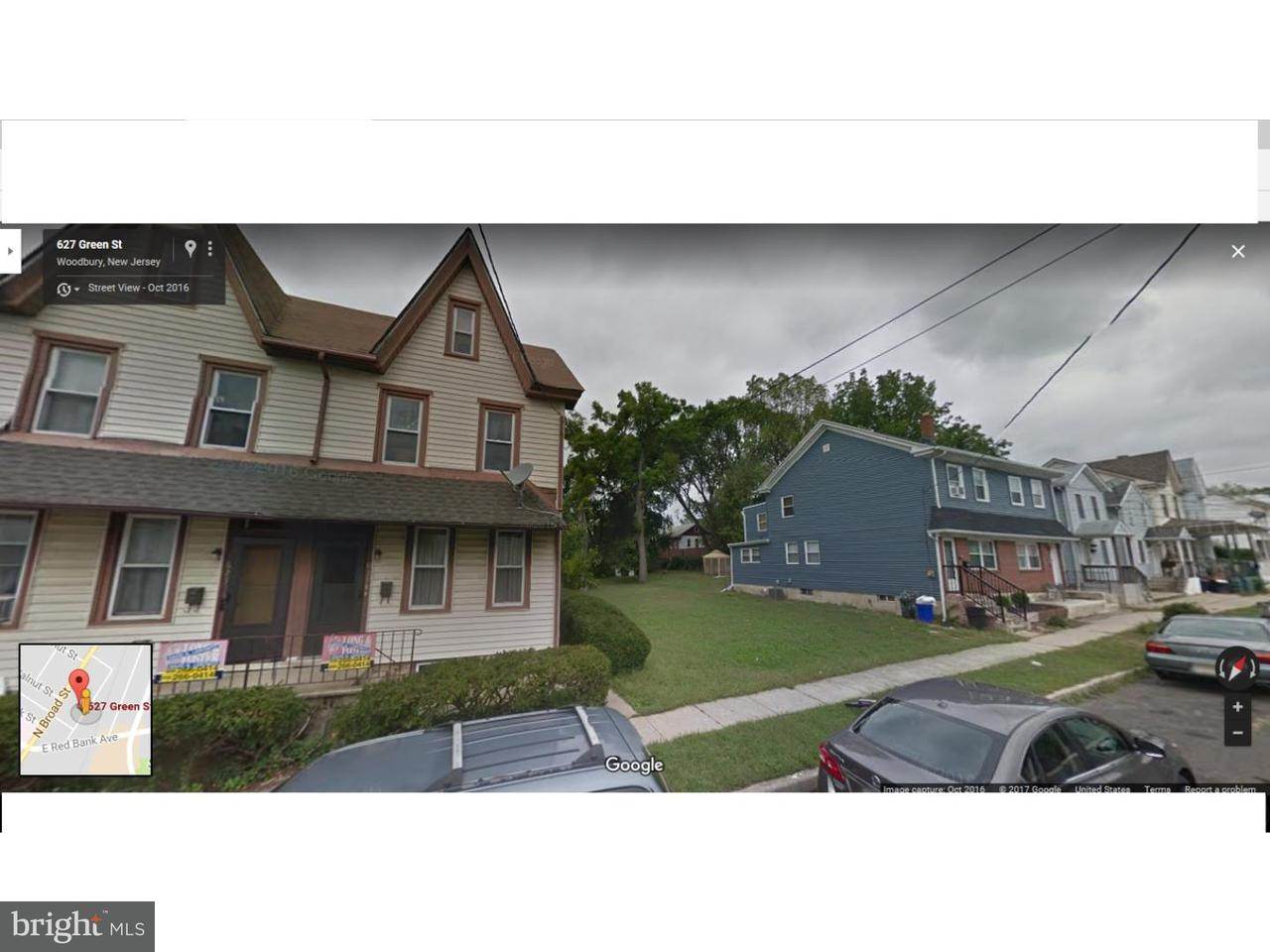 Additional photo for property listing at 627 GREEN Street  Woodbury, New Jersey 08096 États-Unis