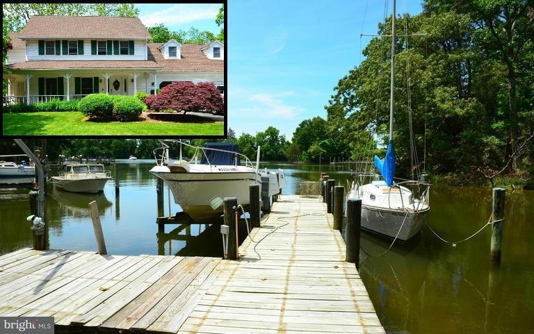 Maison unifamiliale pour l Vente à 12135 PRESTON Drive 12135 PRESTON Drive Lusby, Maryland 20657 États-Unis
