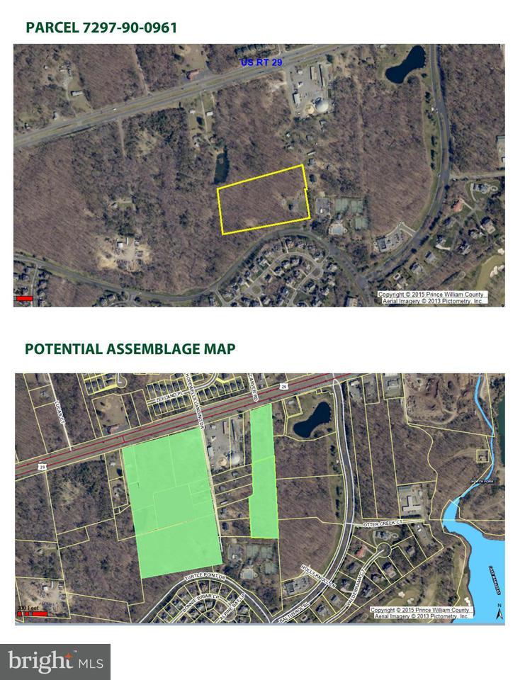 土地,用地 为 销售 在 14917 LEE HWY 14917 LEE HWY Gainesville, 弗吉尼亚州 20155 美国