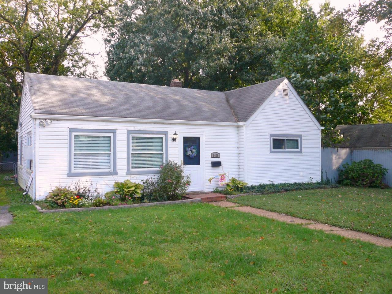 Einfamilienhaus für Mieten beim 1420 BROOK Lane Wilmington, Delaware 19805 Vereinigte Staaten