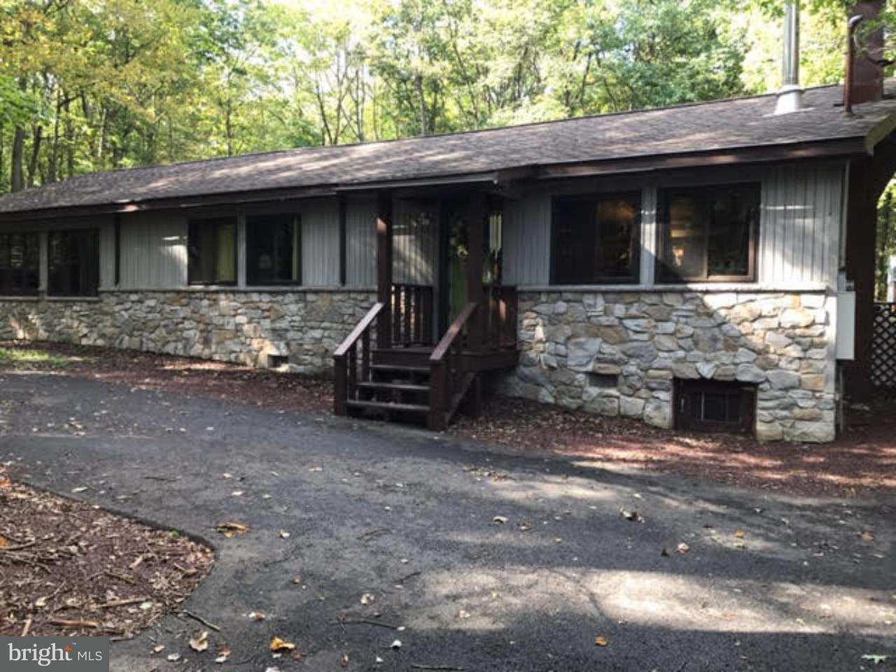 独户住宅 为 销售 在 445 BEHRENS Road Jim Thorpe, 宾夕法尼亚州 18229 美国