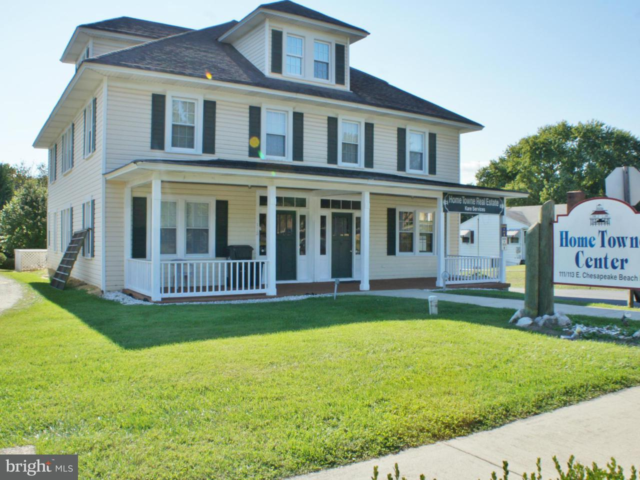 Other Residential for Rent at 113 Chesapeake Beach Rd Owings, Maryland 20736 United States