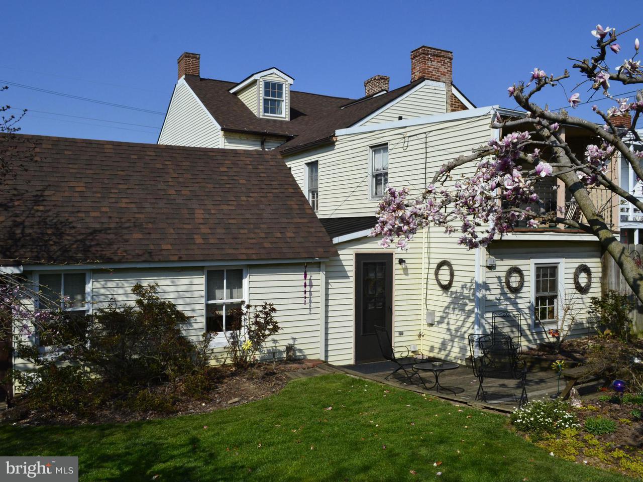 Stadthaus für Verkauf beim 230 6TH ST E 230 6TH ST E Frederick, Maryland 21701 Vereinigte Staaten
