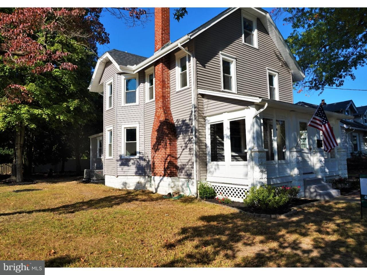 Casa Unifamiliar por un Venta en 317 HAZEL Avenue Delanco, Nueva Jersey 08075 Estados Unidos