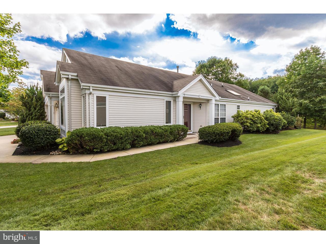 Maison unifamiliale pour l à louer à 52 NEWBURY Drive Southampton, New Jersey 08088 États-Unis