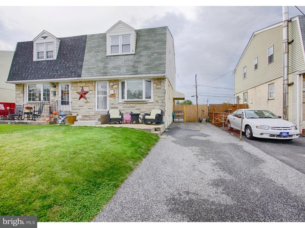 Townhouse for Sale at 1364 LANGLEY Street Trainer, Pennsylvania 19061 United States