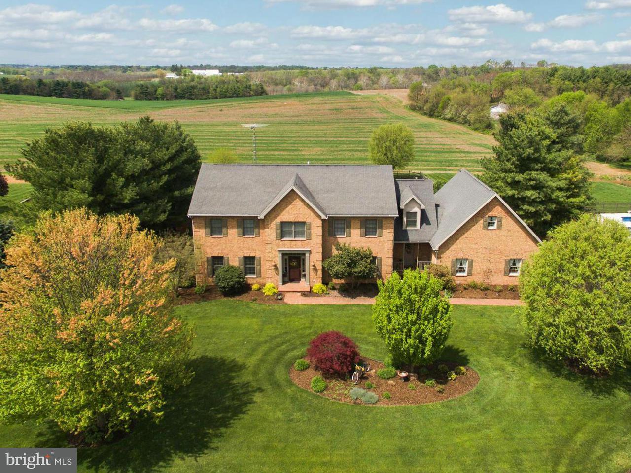 獨棟家庭住宅 為 出售 在 22342 DURBERRY Road 22342 DURBERRY Road Smithsburg, 馬里蘭州 21783 美國
