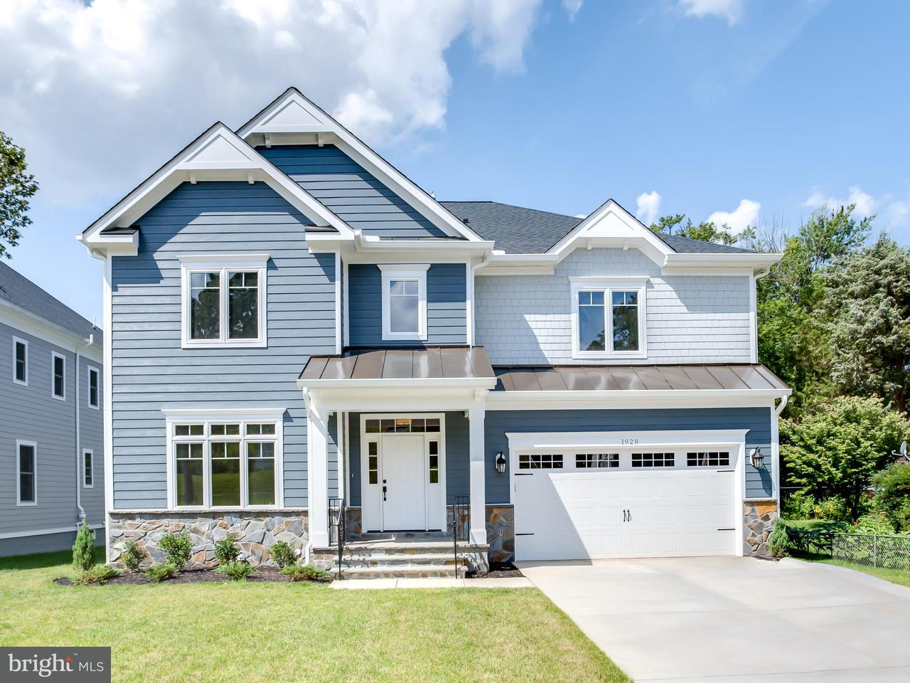 Single Family Home for Sale at 1928 GRIFFITH Road 1928 GRIFFITH Road Falls Church, Virginia 22043 United States