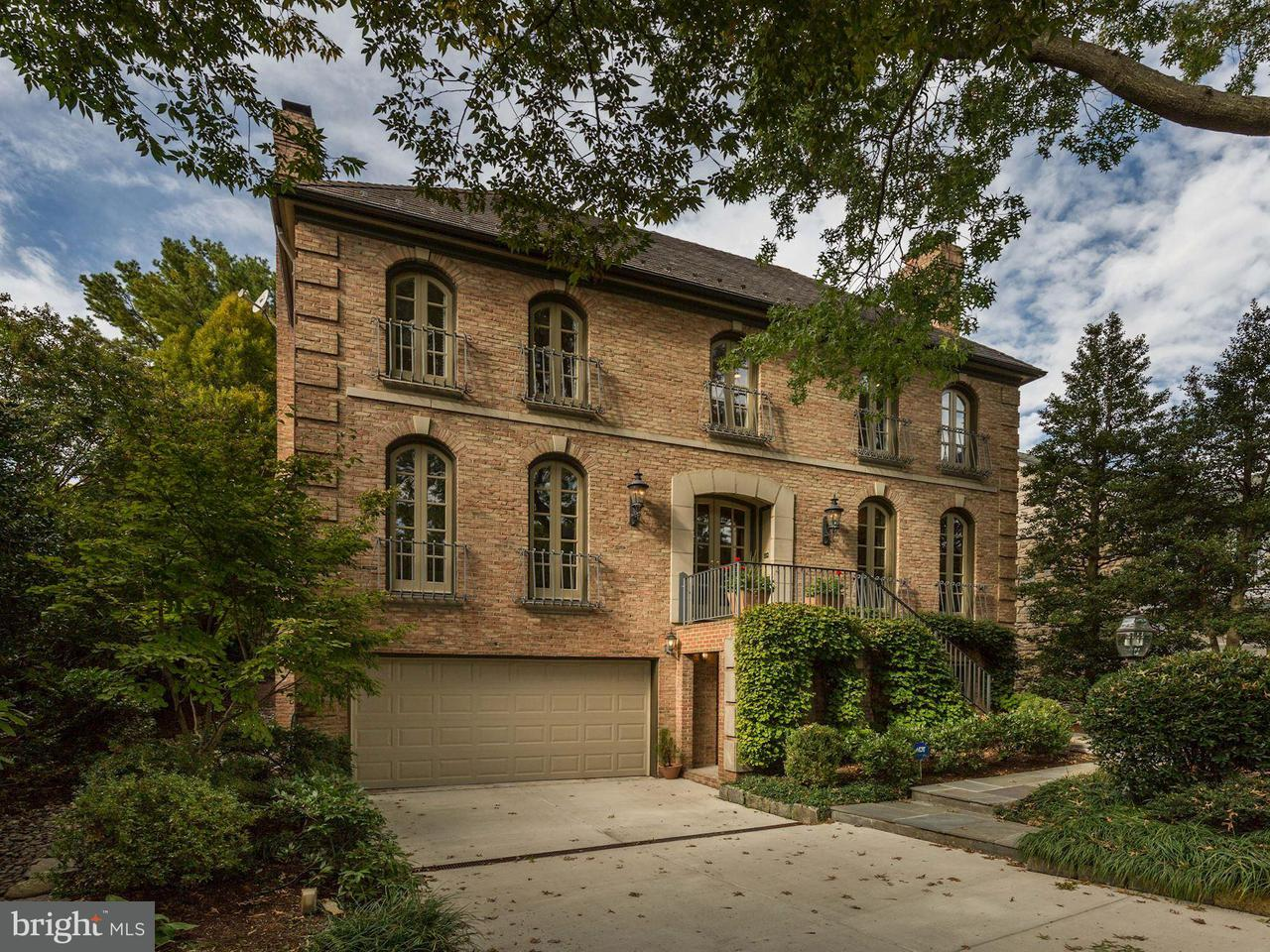 Single Family Home for Sale at 5103 CAPE COD Court 5103 CAPE COD Court Bethesda, Maryland 20816 United States
