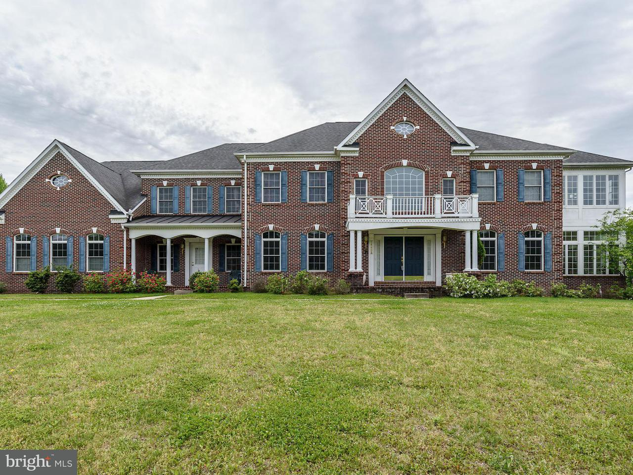 Casa Unifamiliar por un Venta en 14405 WOODMORE OAKS Court 14405 WOODMORE OAKS Court Bowie, Maryland 20721 Estados Unidos