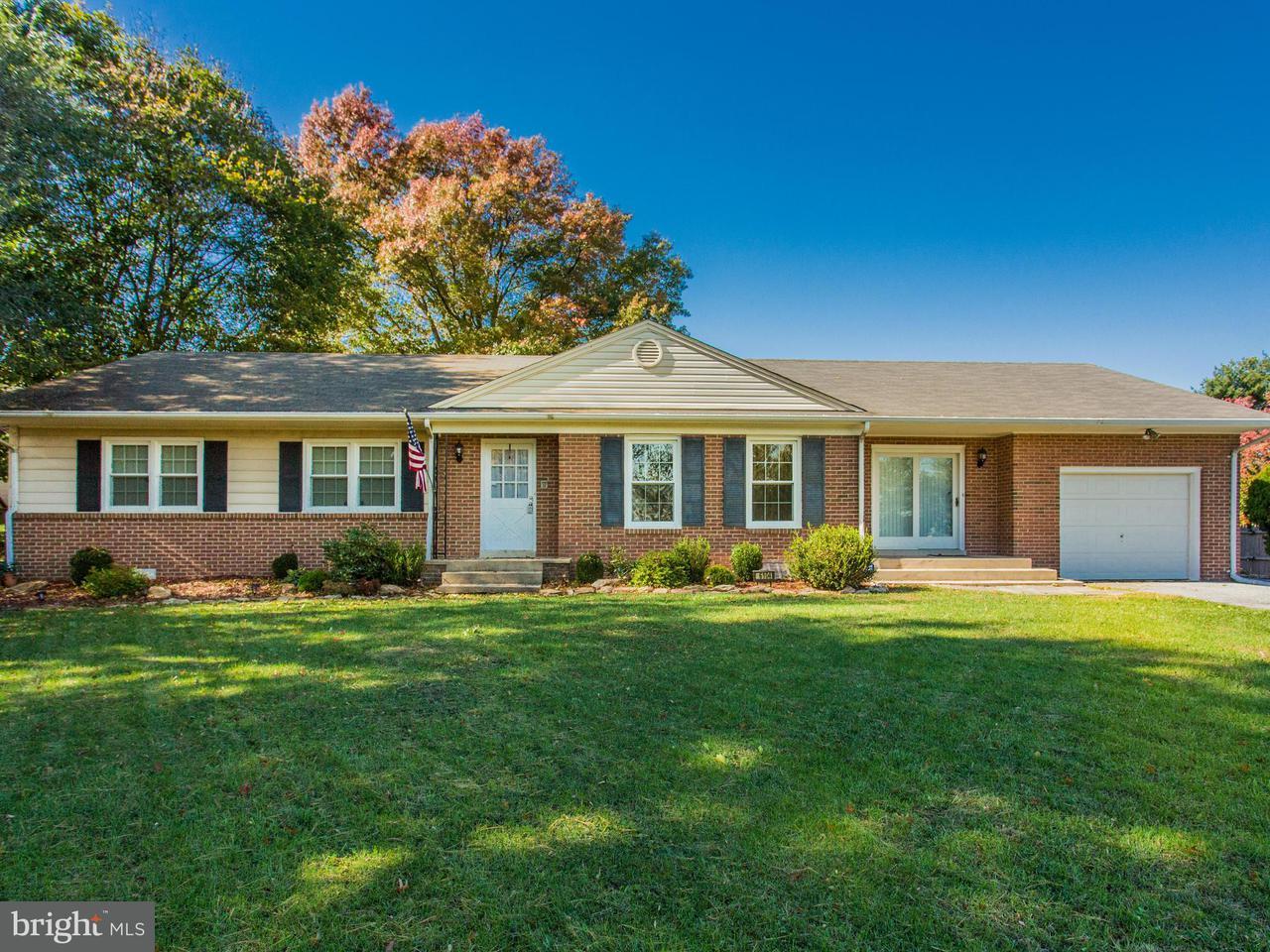獨棟家庭住宅 為 出售 在 26104 CORNOR Drive 26104 CORNOR Drive Damascus, 馬里蘭州 20872 美國