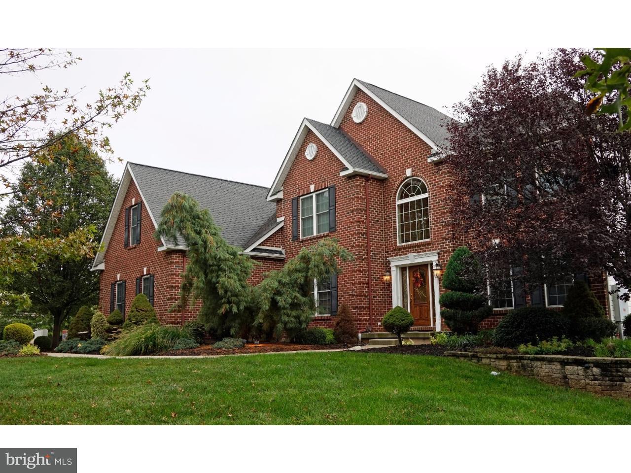 Частный односемейный дом для того Продажа на 612 HARVEST Drive Telford, Пенсильвания 18969 Соединенные Штаты