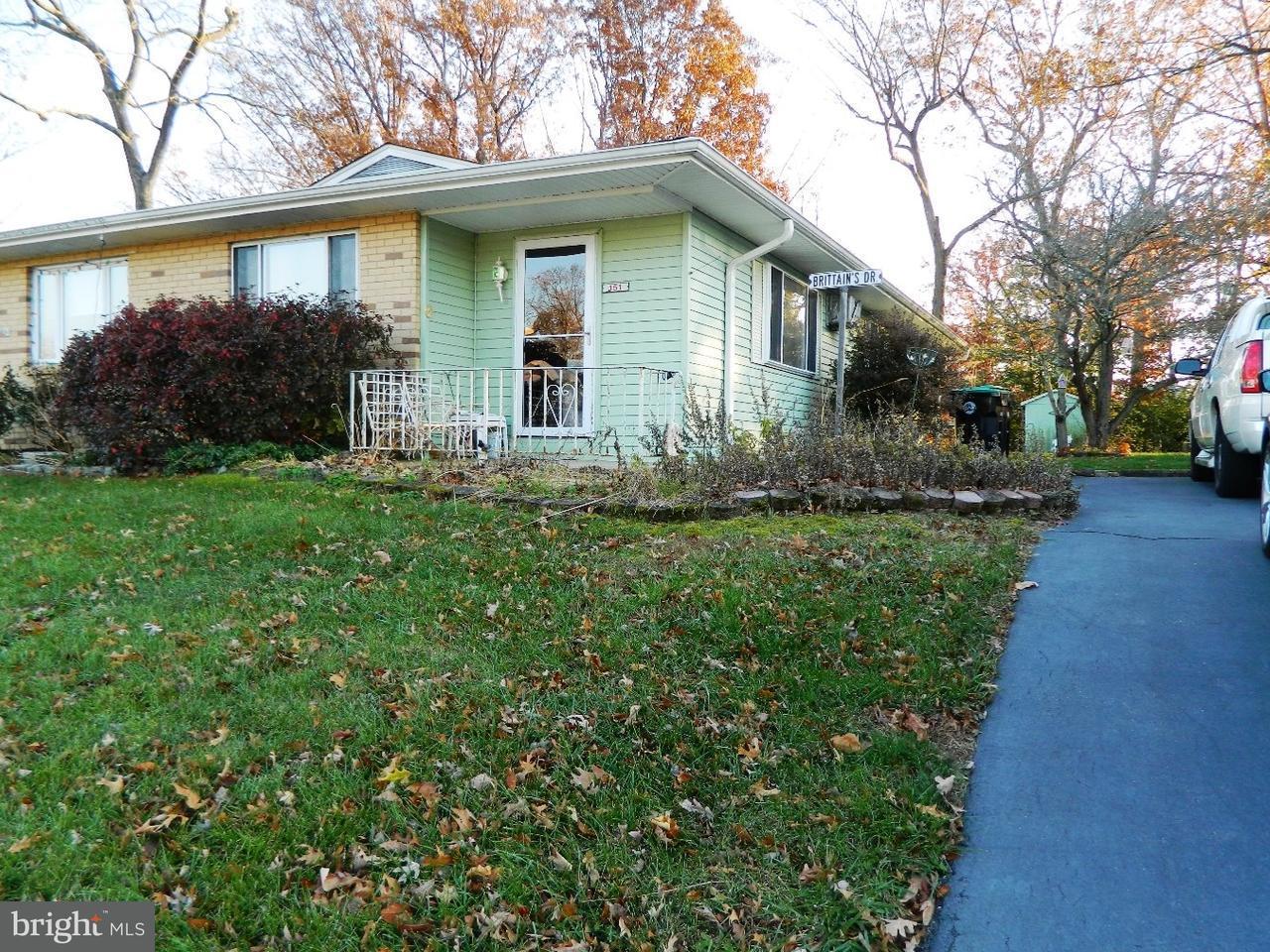 Maison en rangée pour l Vente à 151 ELMTOWNE BLVD Hammonton, New Jersey 08037 États-Unis