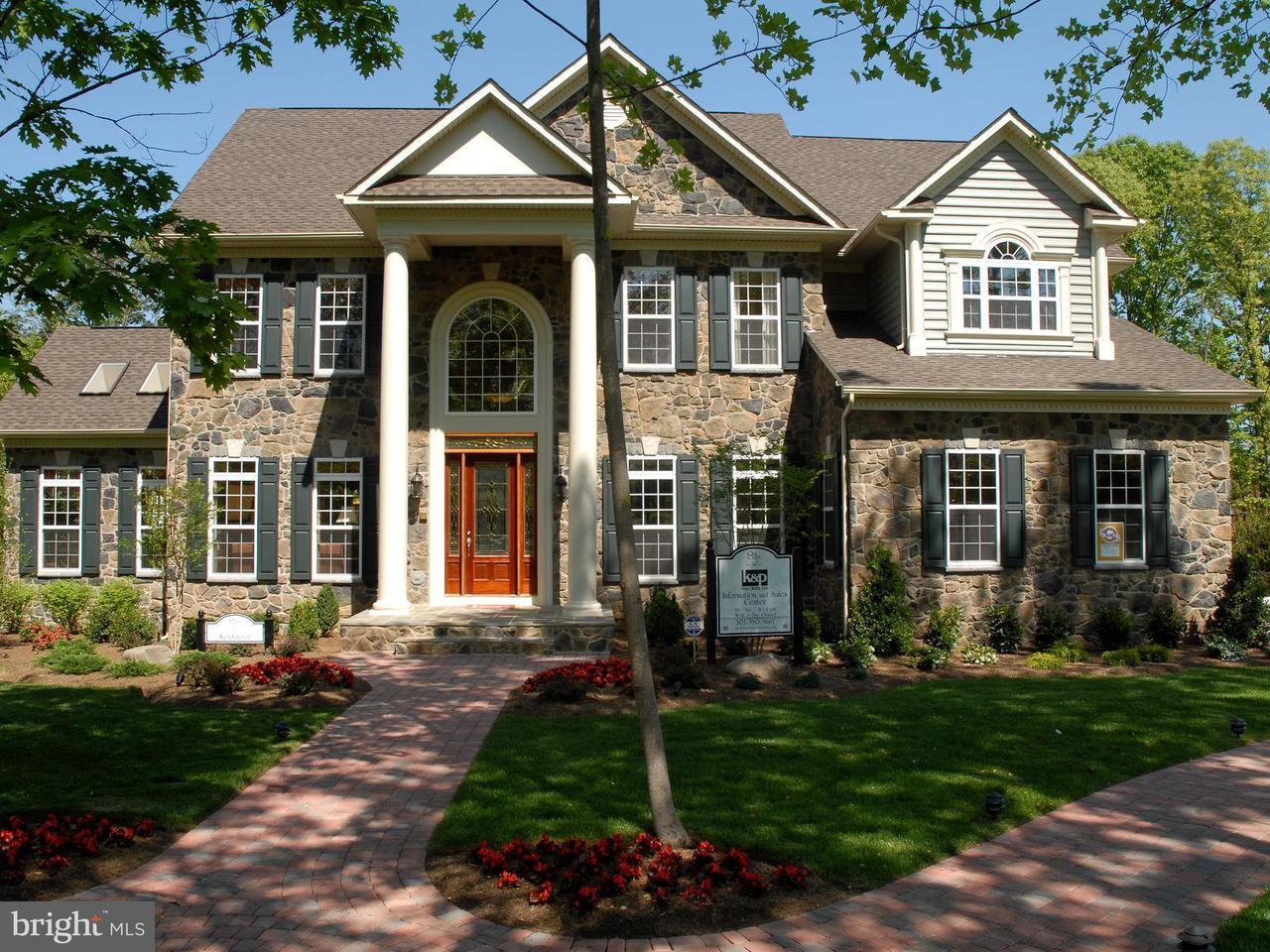 一戸建て のために 売買 アット 15500 Over Land Court 15500 Over Land Court Aquasco, メリーランド 20608 アメリカ合衆国