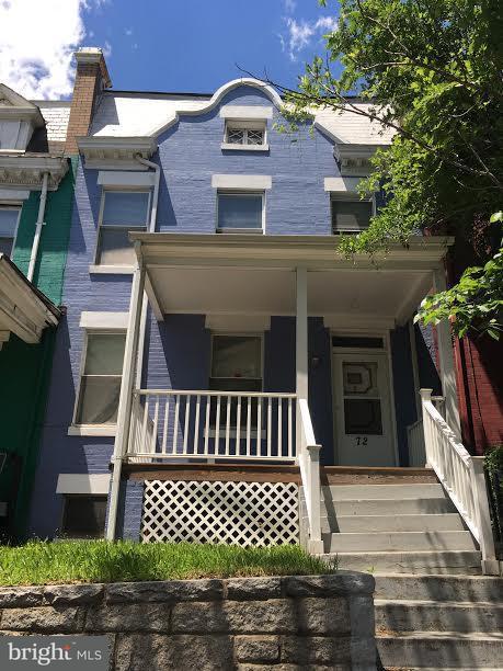 Casa unifamiliar adosada (Townhouse) por un Venta en 72 RHODE ISLAND AVE NE 72 RHODE ISLAND AVE NE Washington, Distrito De Columbia 20002 Estados Unidos