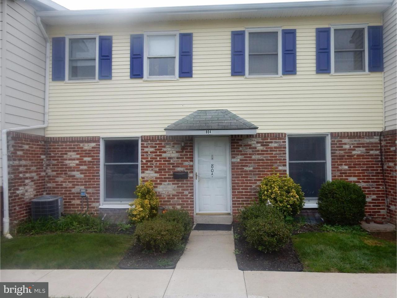 Townhouse for Rent at 804 WHITPAIN HLS Blue Bell, Pennsylvania 19422 United States