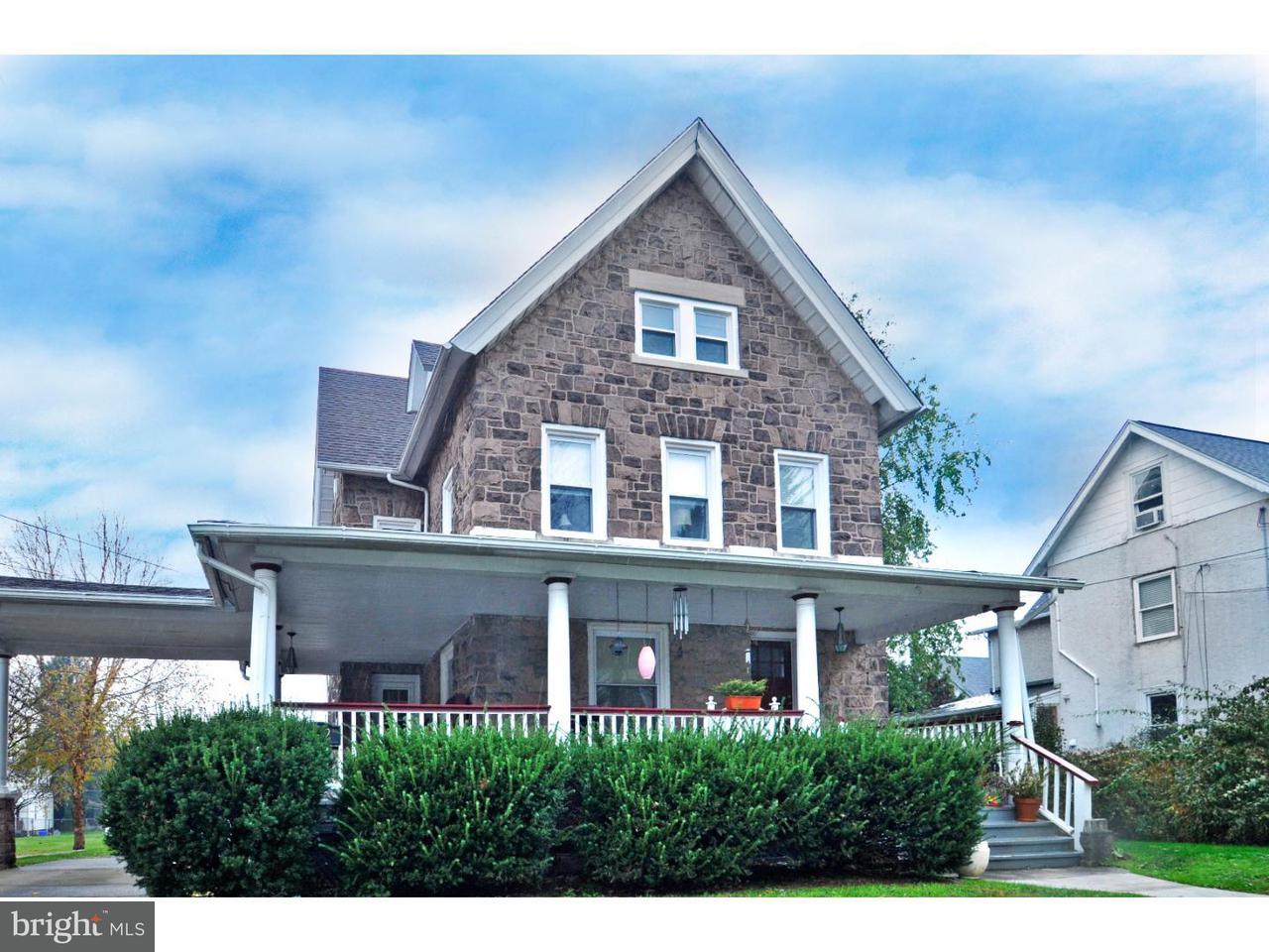 Maison unifamiliale pour l à louer à 142 W MOUNT CARMEL Avenue Glenside, Pennsylvanie 19038 États-Unis