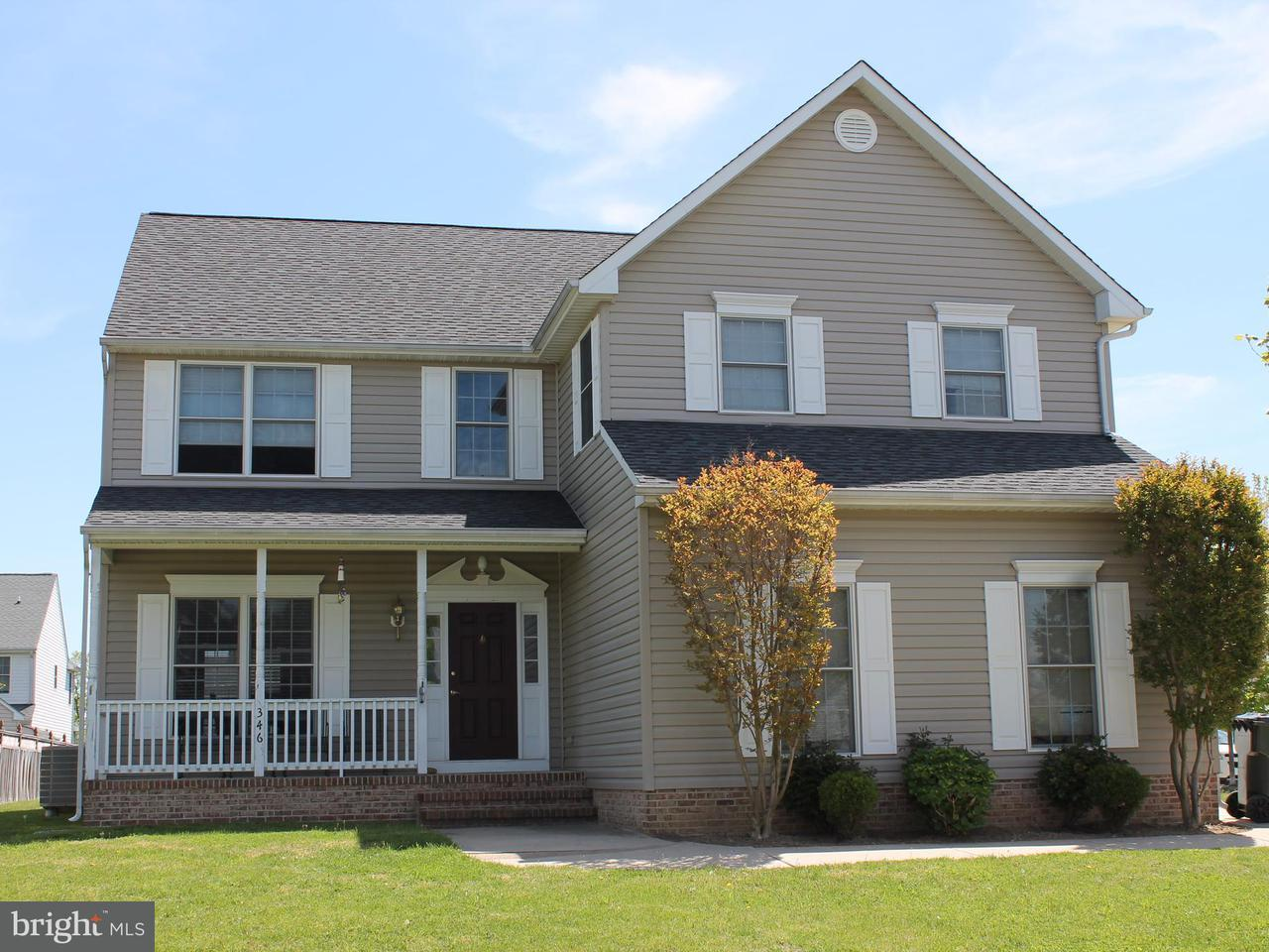 Other Residential for Rent at 346 Mainsail Dr Stevensville, Maryland 21666 United States