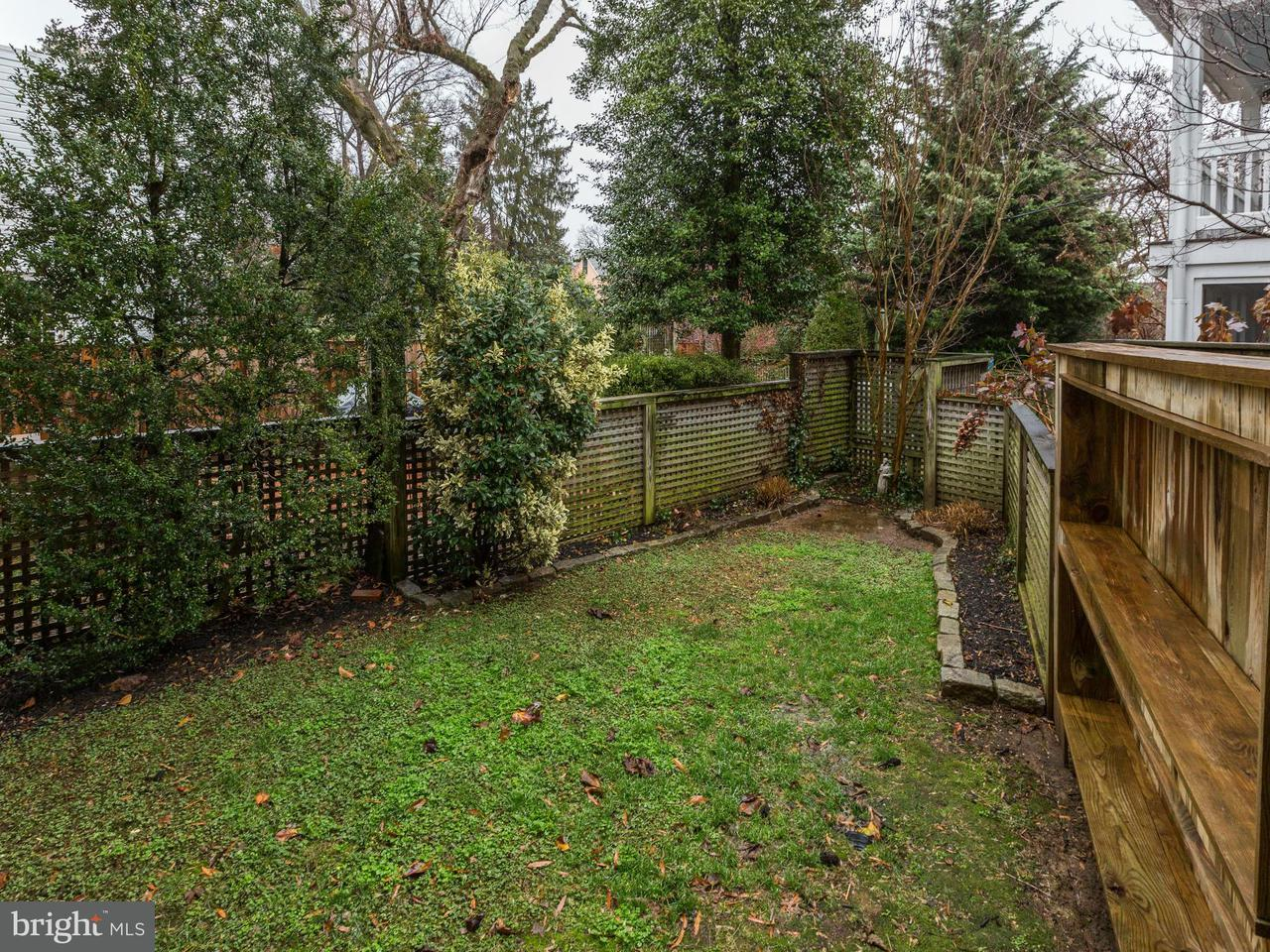Additional photo for property listing at 262 KING GEORGE Street 262 KING GEORGE Street Annapolis, Maryland 21401 United States