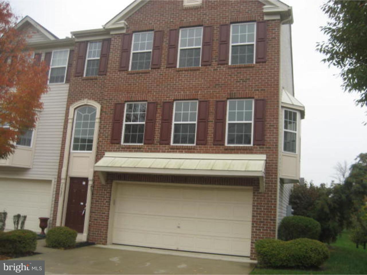 Casa unifamiliar adosada (Townhouse) por un Venta en 1525 JASON Drive Cinnaminson Township, Nueva Jersey 08077 Estados Unidos