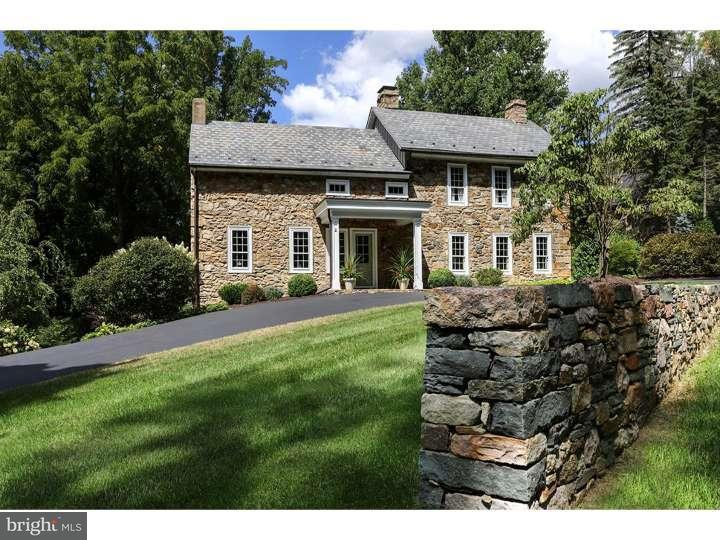 Maison unifamiliale pour l Vente à 2807 WASSERGASS Road Hellertown, Pennsylvanie 18055 États-Unis