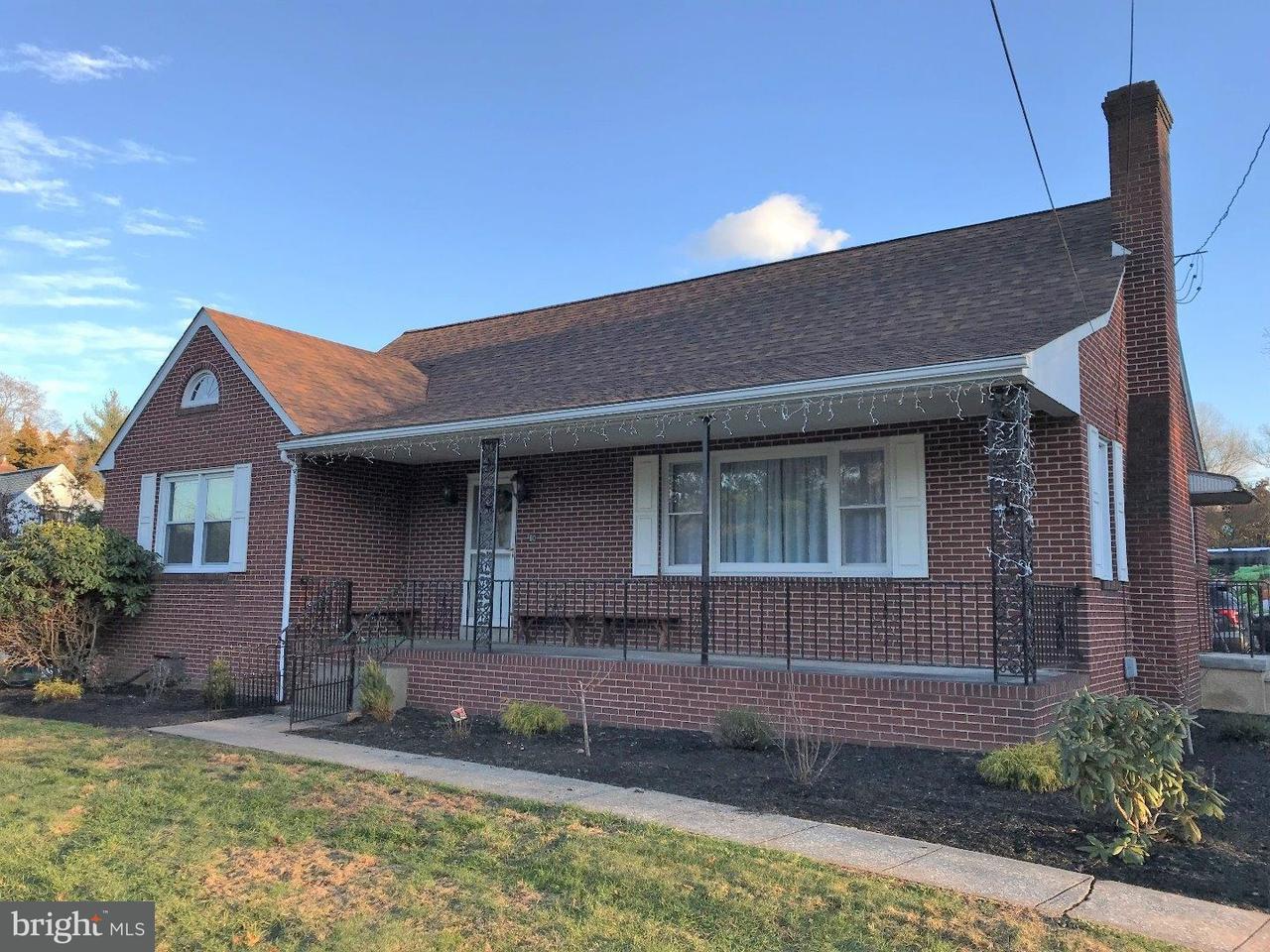 独户住宅 为 出租 在 90 FRICKS LOCK Road Spring City, 宾夕法尼亚州 19465 美国