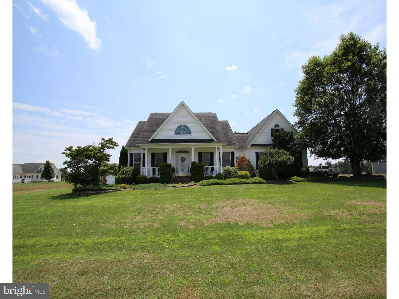 Enfamiljshus för Försäljning vid 114 LUCKY C Drive Harrington, Delaware 19952 Usa