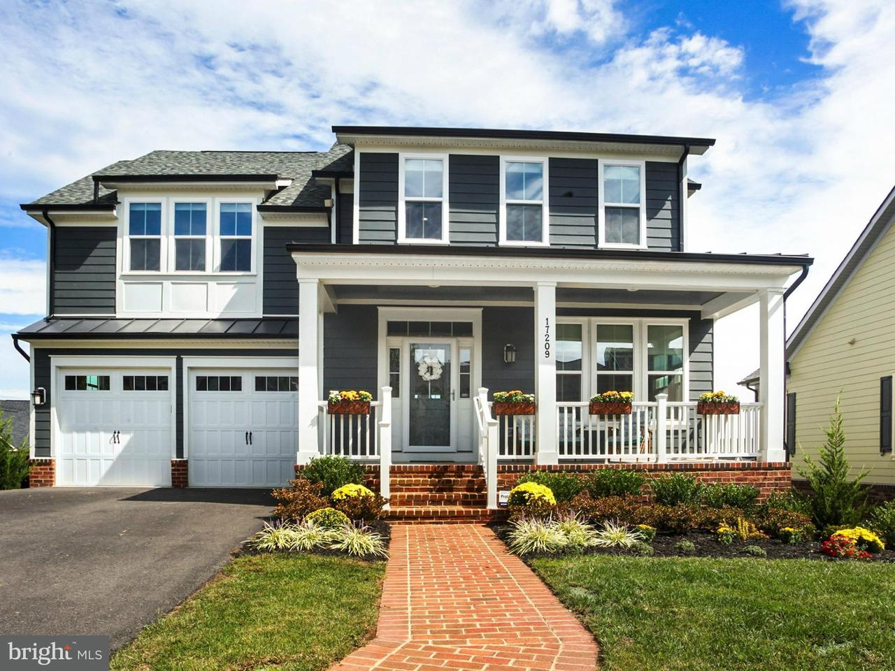 Single Family Home for Sale at 17209 FLATSTICK Court 17209 FLATSTICK Court Dumfries, Virginia 22026 United States