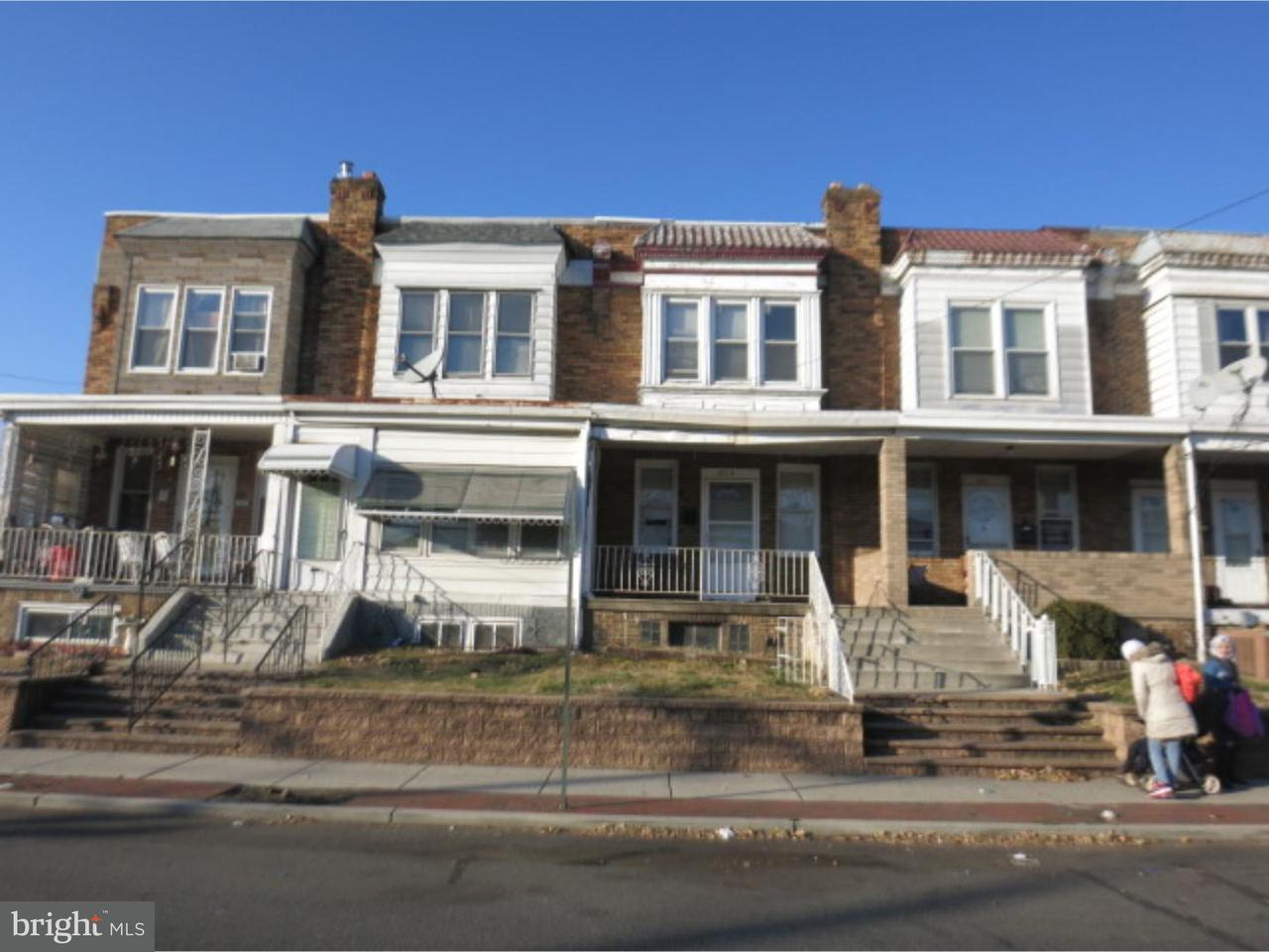 Townhouse for Sale at 1615 WOODLYNNE Avenue Woodlynne, New Jersey 08107 United States